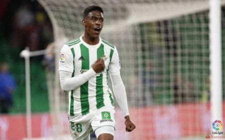 Junior Firpo Twitter personale