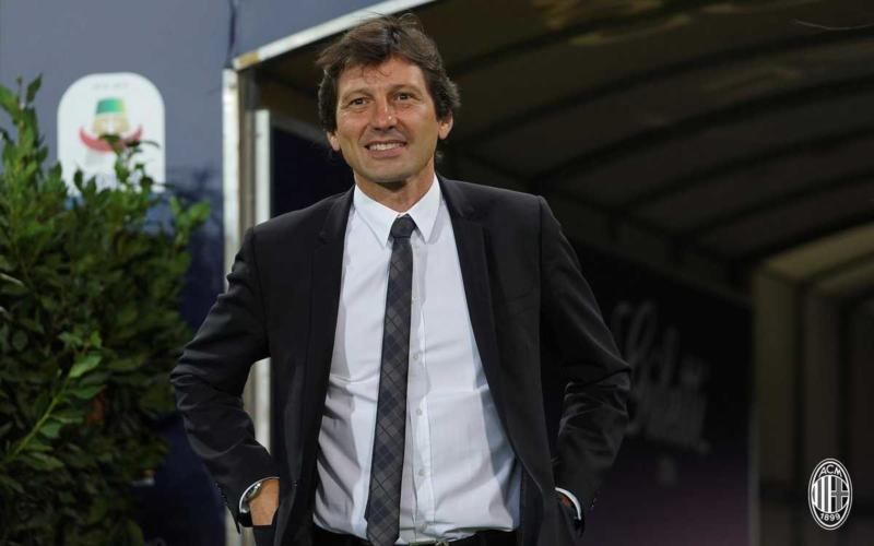 Leonardo Milan Twitter