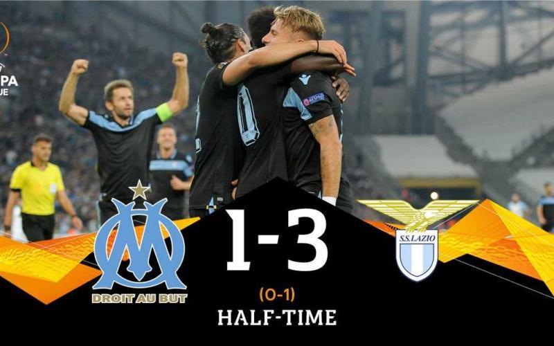 Marsiglia Lazio 1-3