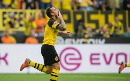Paco Alcacer Twitter Dortmund