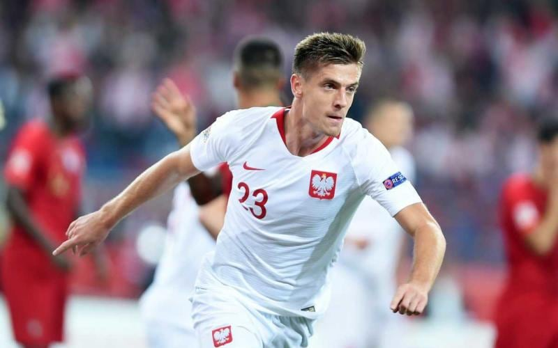 Piatek Twitter Nations League