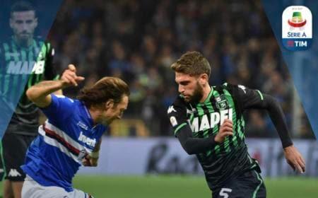 Sampdoria Sassuolo 0-0