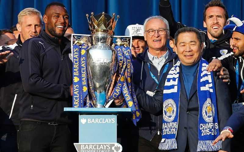 Srivaddhanaprabha presidente Leicester Foot Daily Star