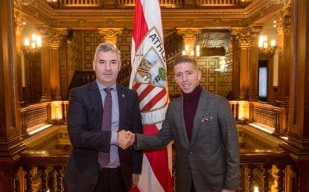 Iker Muniain Twitter Athletic Club