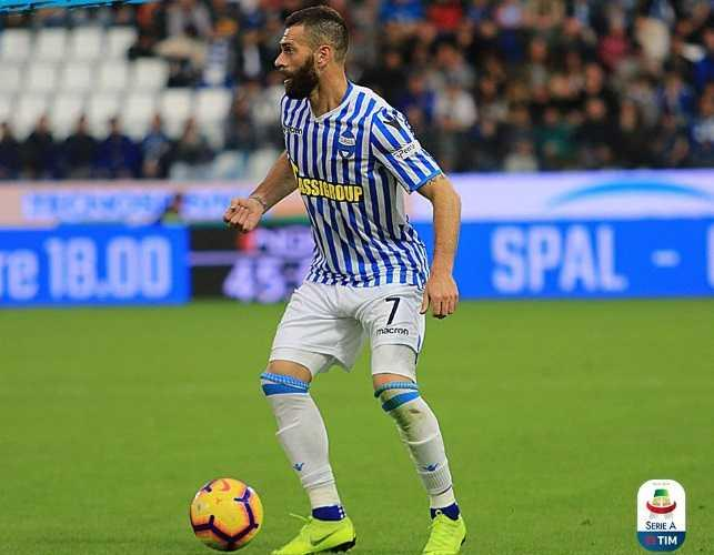 Antenucci 18-19 Spal Twitter