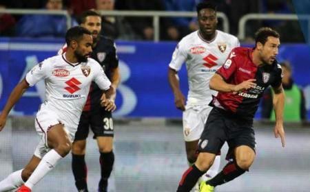 Cagliari Torino 0-0 Serie A Twitter