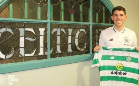 Christie Ryan rinnovo Celtic Twitter