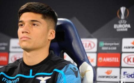 Correa conferenza Lazio Twitter