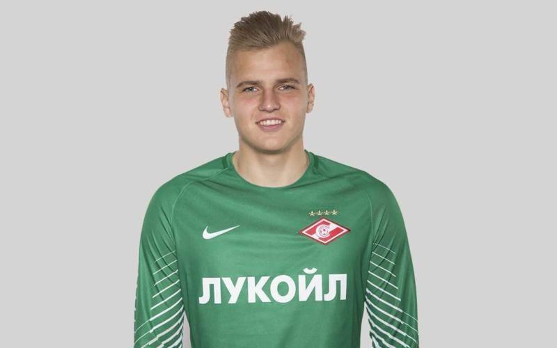 Aleksandr Maksimenko sito ufficiale Spartak Mosca