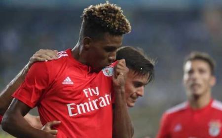 Gedson Fernandes Benfica Foto sicnoticias