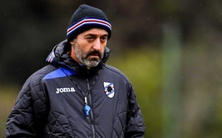 Giampaolo training 2018 Sampdoria Twitter