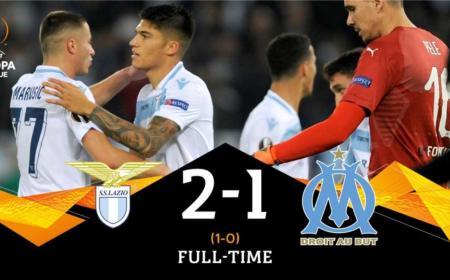Lazio vs Marsiglia 2-1