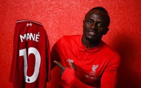 Mané sito uff Liverpool