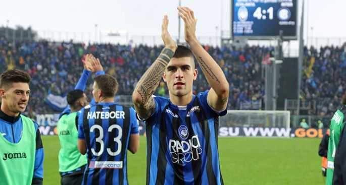 Mancini Gianluca vs Inter Foto Atalanta sito ufficiale
