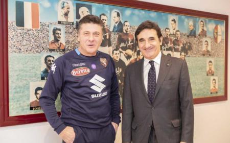 Mazzarri e Cairo Torino Twitter