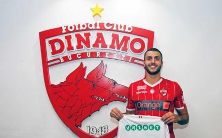 Montini Mattia Dinamo Bucarest Twitter