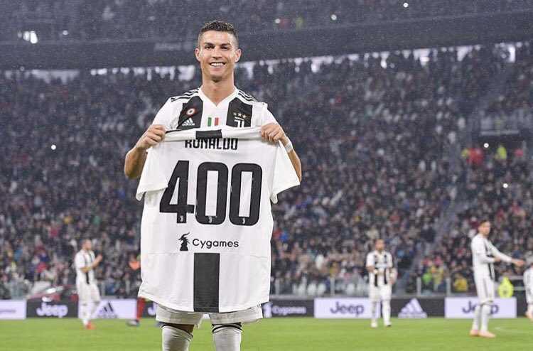 Ronaldo Twitter personale