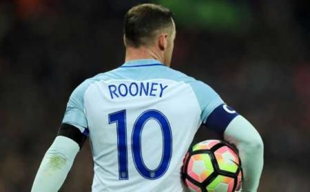 Rooney addio Nazionale inglese Foto Football365