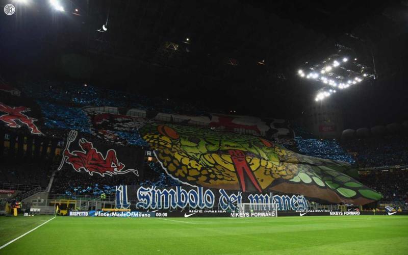 San Siro Twitter Inter