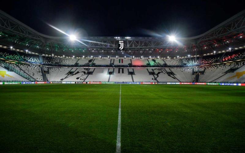 Stadium Twitter Juve