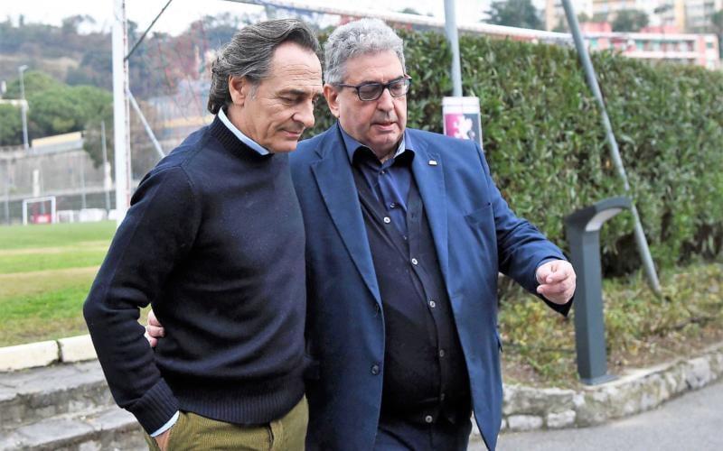 Prandelli sito ufficiale Genoa
