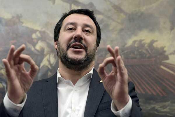 Matteo Salvini zimbio