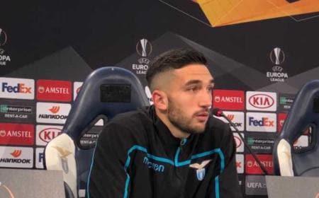 Cataldi conferenza Lazio Twitter
