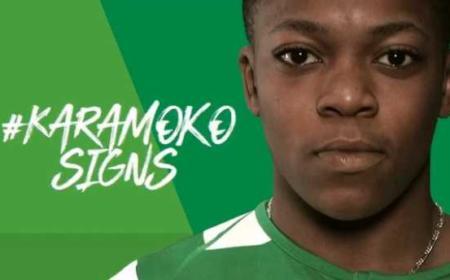 Dembele Karamoko Celtic Twitter