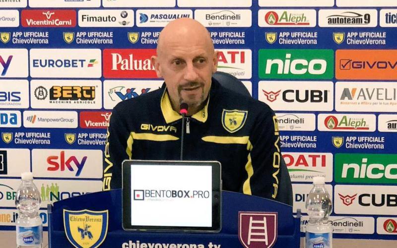 Di Carlo Mimmo conferenza Chievo Twitter
