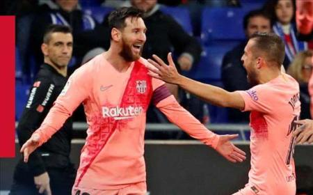 Espanyol Barcellona 0-4