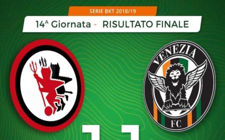 Foggia Venezia 1-1