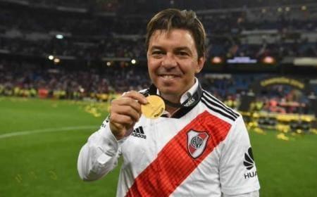 Gallardo Marcelo River Copa Libertadores Foto futbolquepasion