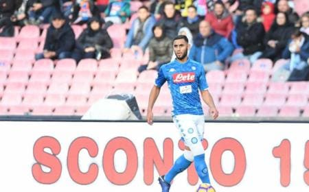 Ghoulam 18-19 Foto Napoli Twitter
