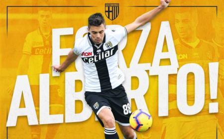 Grassi Twitter uff Parma