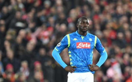 Koulibaly Twitter personale
