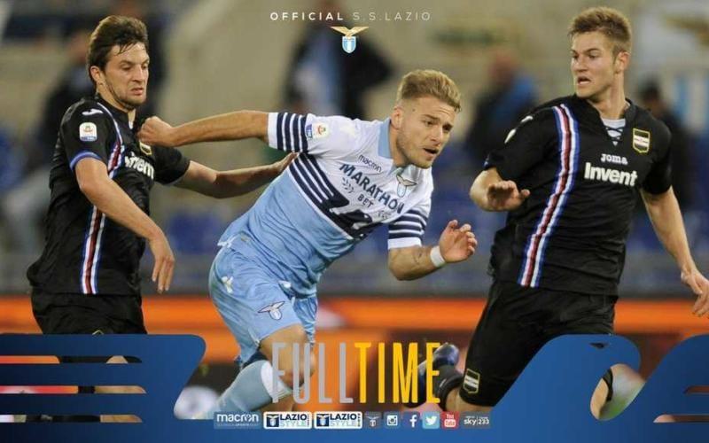 Lazio Samp 2-2