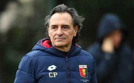 Prandelli Cesare training 1 Genoa Twitter