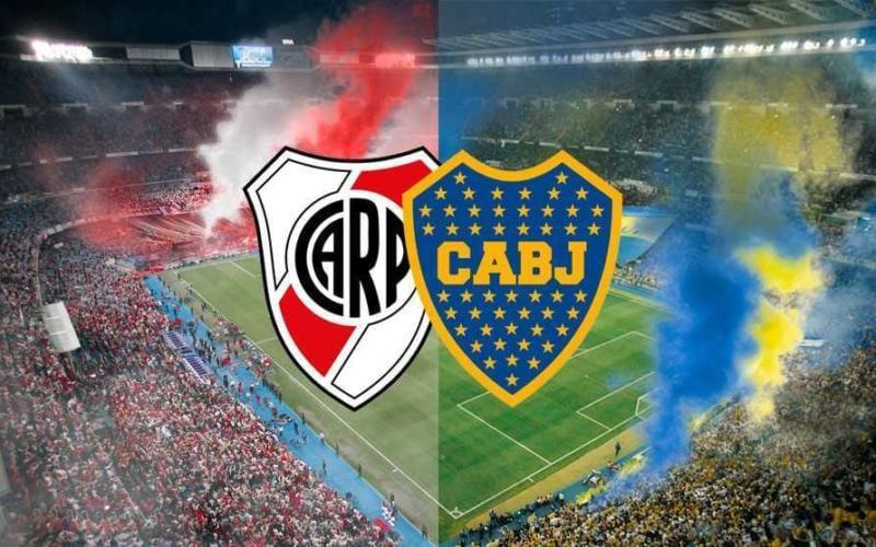 River-Boca Twitter Marca