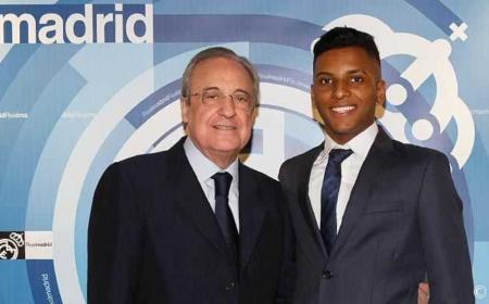rodrygo real