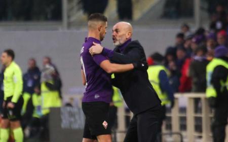 Simeone e Pioli Fiorentina Twitter