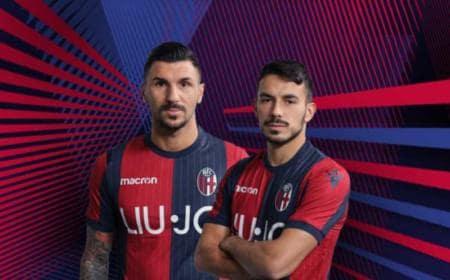 Nicola Sansone Roberto Soriano sito ufficiale Bologna