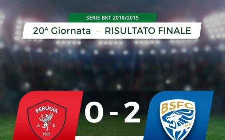 Perugia Brescia Lega B Twitter