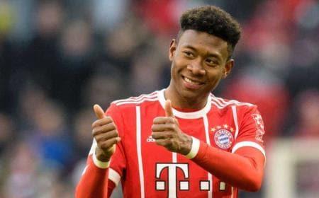 Alaba Bayern Monaco Foto hallomuenchen