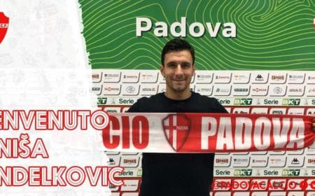 Andelkovic Padova Twitter