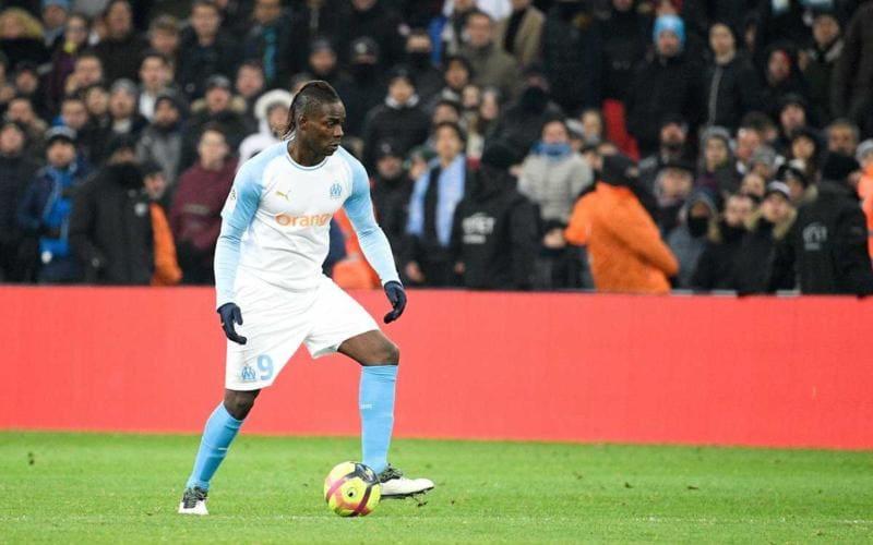 Balotelli Twitter ufficiale Ligue 1