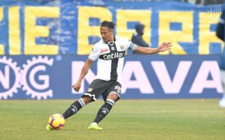 Bruno Alves Twitter uff Parma