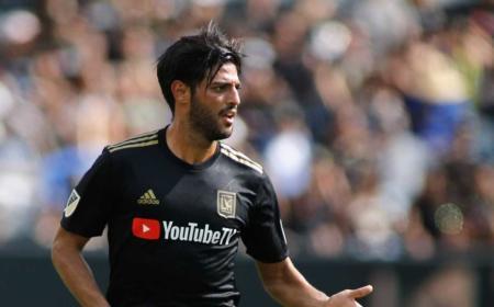 Carlos Vela Los Angeles FC Foto barcablaugranes