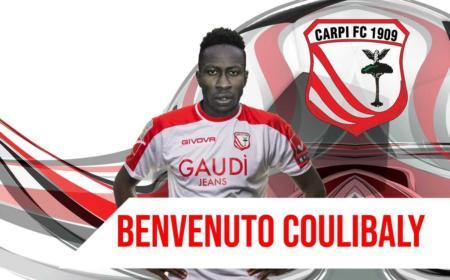 Coulibaly annuncio Carpi