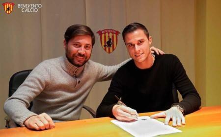 Crisetig e Foggia firma Benevento sito ufficiale