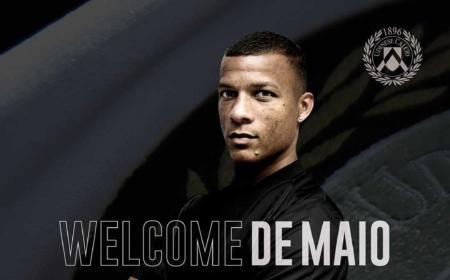 De Maio Udinese annuncio